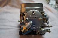 Mercedes Adenauer gaźniki SOLEX