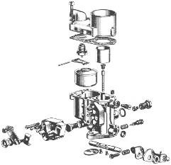 Regeneracja i regulacja gaźników